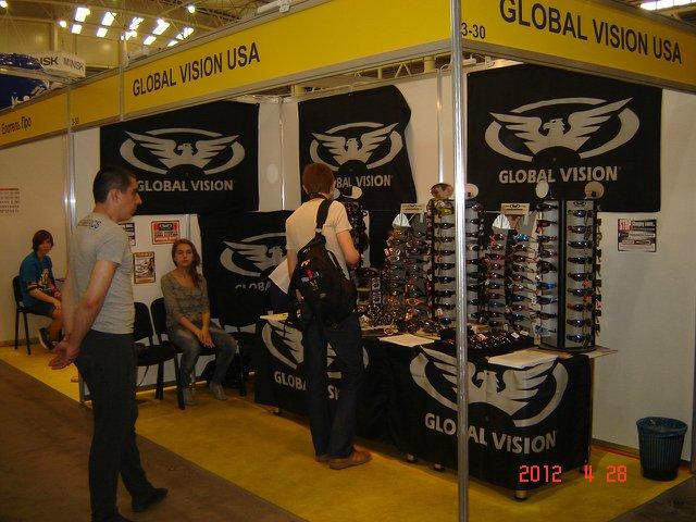 Спортивные, солцезащитные очки GLOBAL VISION USA. 0106c368bb5e