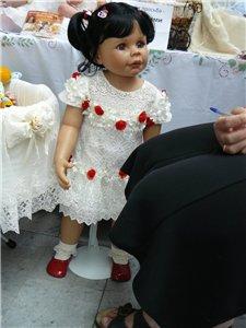 Время кукол № 6 Международная выставка авторских кукол и мишек Тедди в Санкт-Петербурге - Страница 2 043df8efda14t