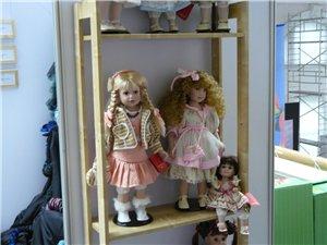 Время кукол № 6 Международная выставка авторских кукол и мишек Тедди в Санкт-Петербурге - Страница 2 91ff4b658f1dt