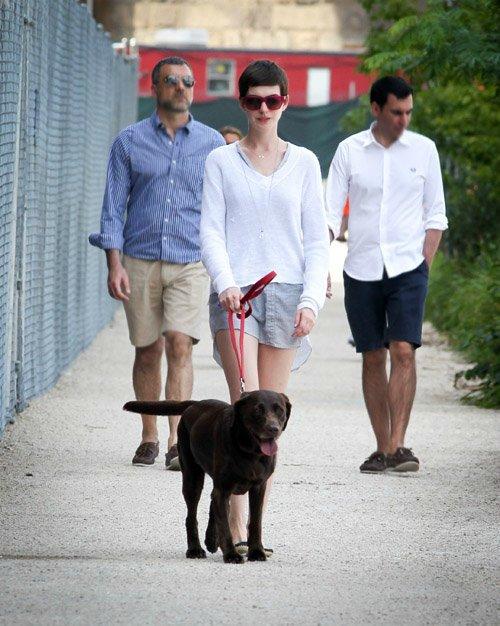 Anne Hathaway/Энн Хэтэуэй - Страница 4 37493e61da61