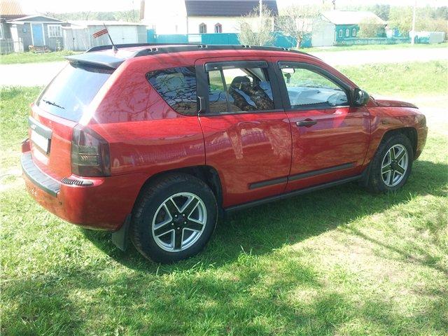 jeep compass 2007 D8df7ee72127