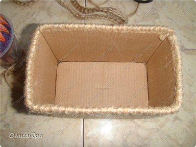 Коробочки, корзинки, шкатулочки, упаковки   68914c7d9692t
