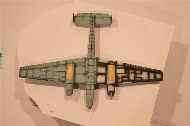 Bf-110 C-4/B (Airfix)  1/72 D6238a546531