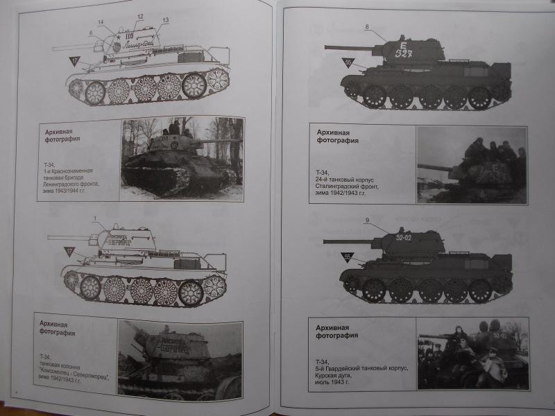 Обзор Т-34-76 выпуск начала 1943г 1/35 (Моделист №303529) 2c5224edffe2