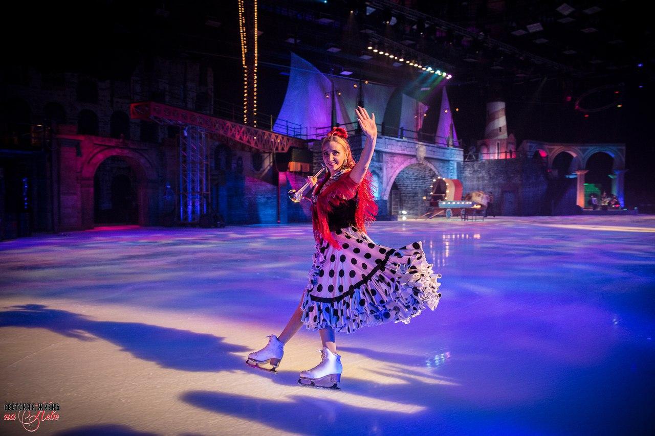 """Carmen on ice"". Краснодар, далее, везде (турне 2016-2017) - Страница 5 61acece3dae5"
