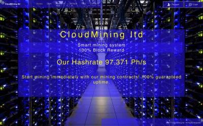 CloudMining ltd - cloudmining.ltd 4c0f85beb426