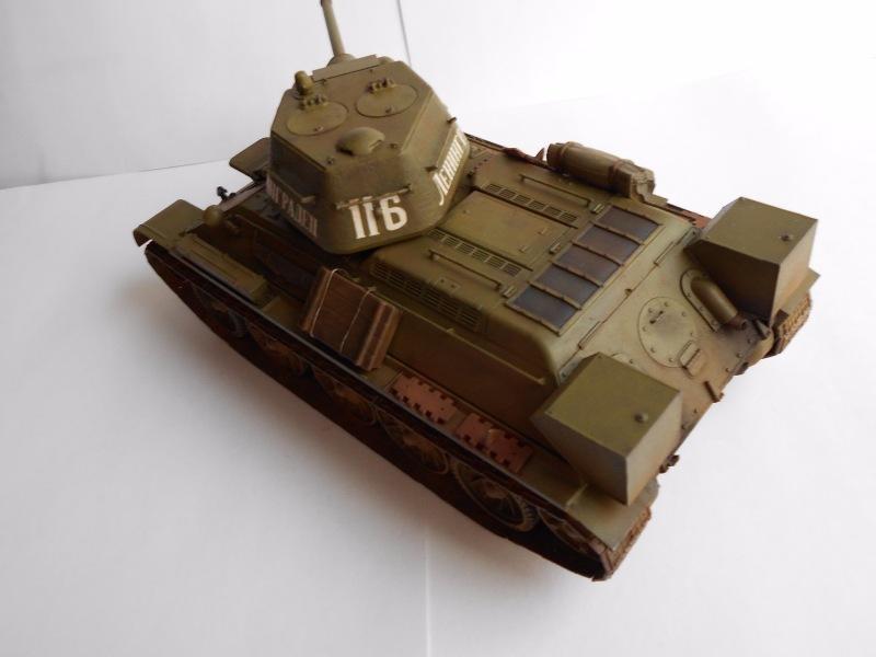 Т-34/76 выпуск начала 1943г 1/35 (Моделист №303529) - Страница 2 A880ba325b96