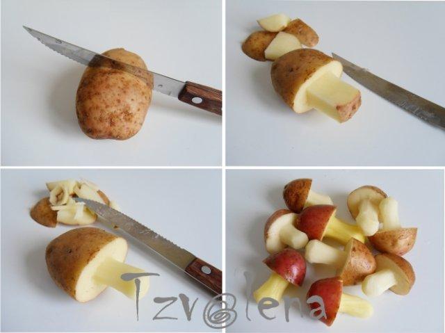 Картофель родной и любимый. Блюда из картофеля. - Страница 5 Ceccad27eb0a