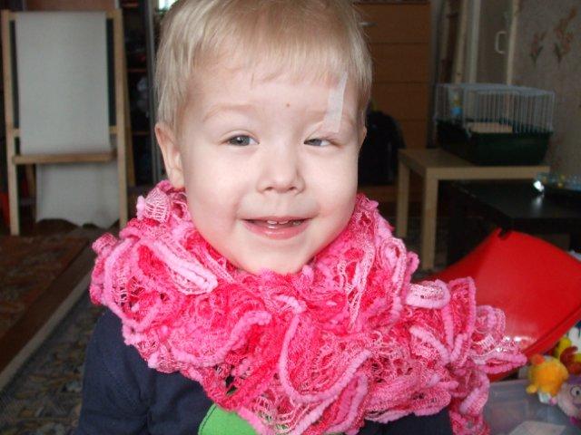 Вязаная шаль, шарфы - Страница 4 Baffe0cad884