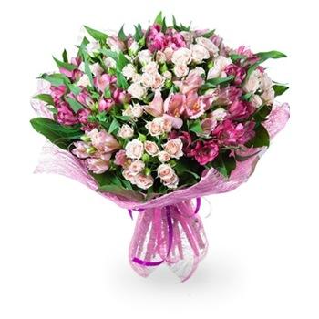 Букеты цветов - поздравления с Днем рождения. - Страница 24 12345fdc3b73t