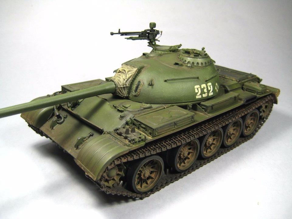 Т-54 образца 1951 г.  C85e50df070f