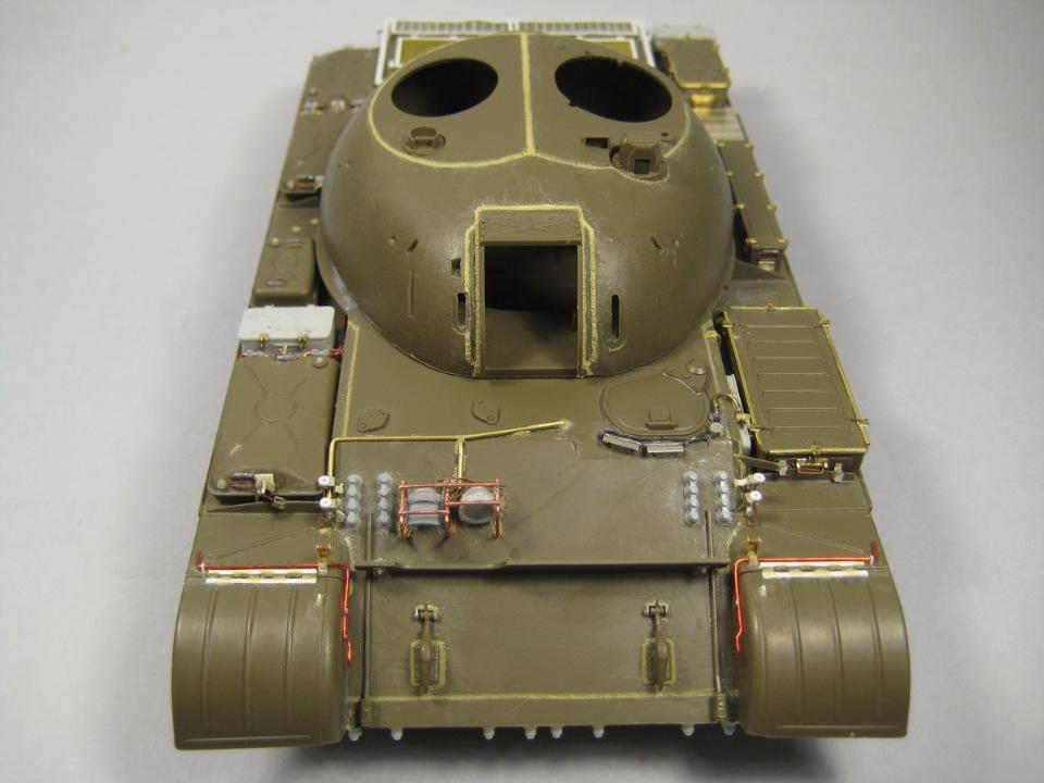Т-55. ОКСВА. Афганистан 1980 год. 874b65bb5394
