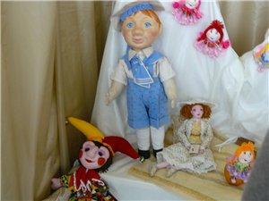 Время кукол № 6 Международная выставка авторских кукол и мишек Тедди в Санкт-Петербурге - Страница 2 35e249a2e510t