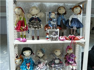 Время кукол № 6 Международная выставка авторских кукол и мишек Тедди в Санкт-Петербурге - Страница 2 53d43dd92c06t