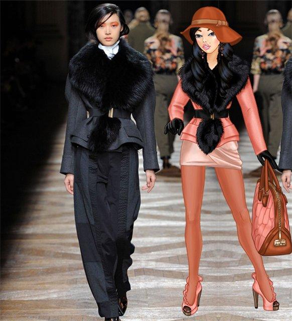 Гардероб наших леді в колекціях fashion дизайнерів - Страница 2 337ed148c83d