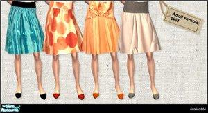 Повседневная одежда (юбки, брюки, шорты) - Страница 2 Cd9161270d42