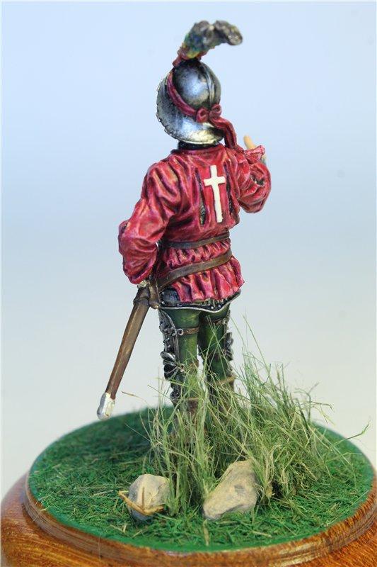 Офицер швейцарской пехоты, 1450-85 гг. 7df7e6394606