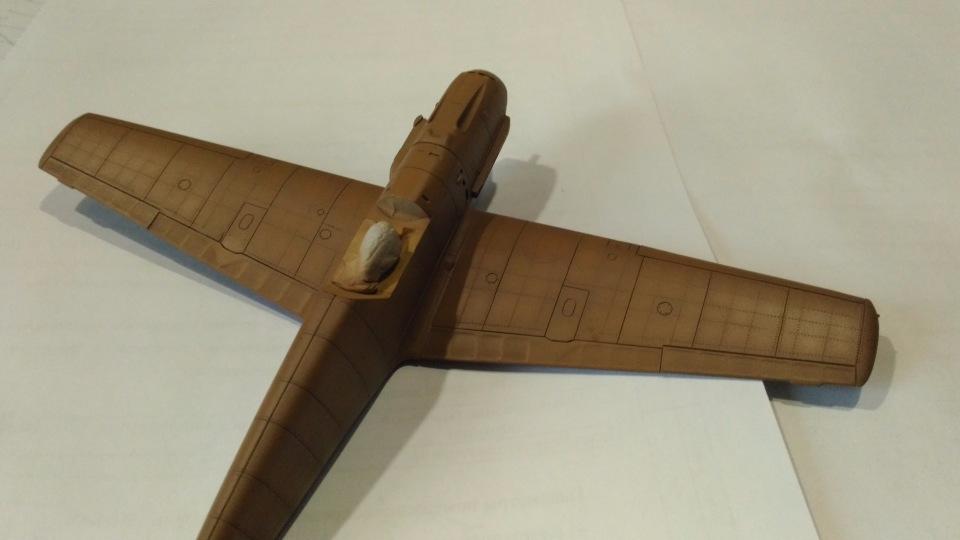 Bf 109 E7/Trop Tamiya 1:48 181bc657e9be