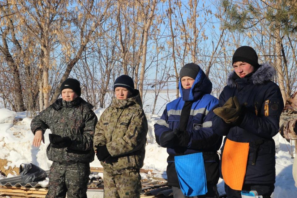 Первенство города Кургана по ловле на мормышку со льда среди юношей и девушек с 14 до 17 лет. 52f7ed724060