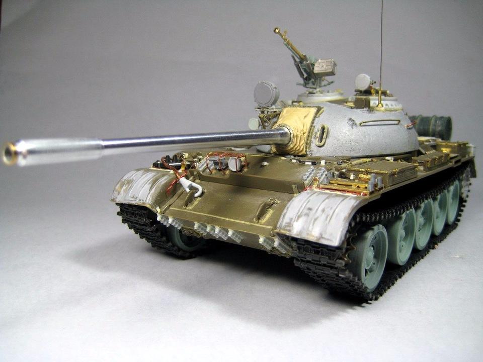 Т-55. ОКСВА. Афганистан 1980 год. - Страница 2 D7ba37066a24