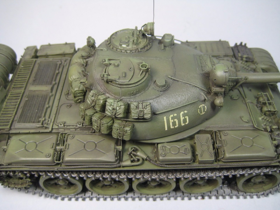 Т-55. ОКСВА. Афганистан 1980 год. - Страница 2 Abdb82e1e657
