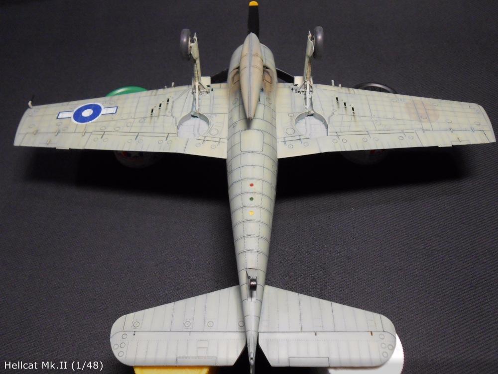 Hellcat Mk.II, Eduard (1/48) 6992db33680d