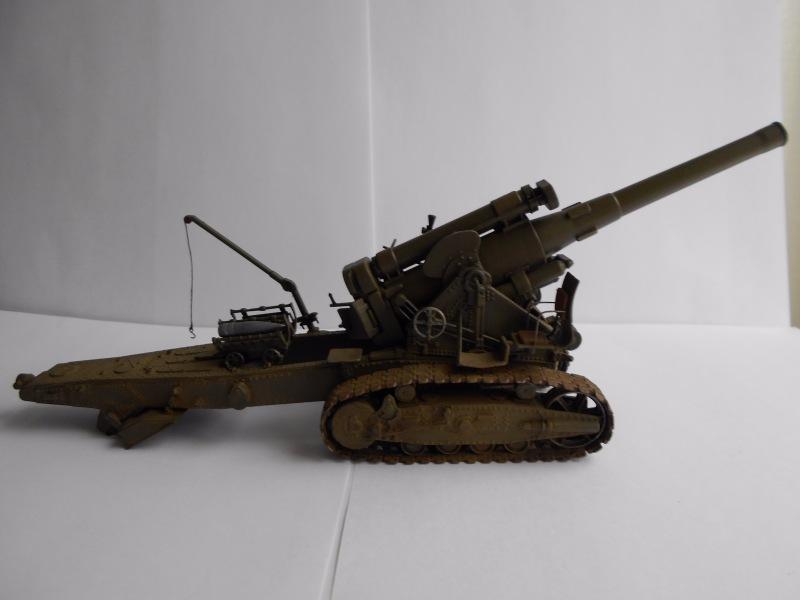 Советская 203-мм гаубица Б-4 1/35 (Alan №3522) - Страница 2 91af7cda8290