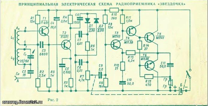 Звёздочка радиоприёмник 28293f283f83