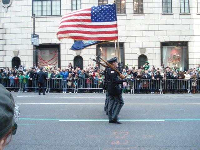Нью-Йорк. День поголовного сумашедствия. День святого Патрика E2076f371f4c