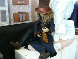 Время кукол № 6 Международная выставка авторских кукол и мишек Тедди в Санкт-Петербурге - Страница 2 Ff2d327eda5ft