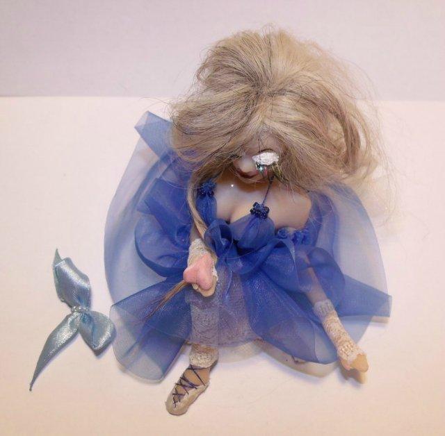 Куклы из самозастывающей и запекаемой пластики 19d72471e000