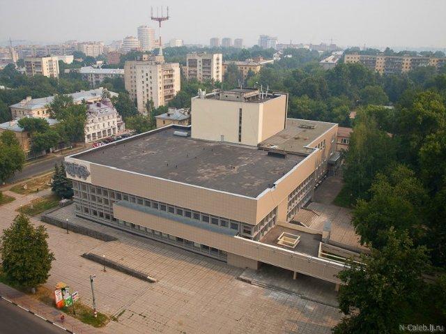 Старый-новый Нижний Новгород. A8de35ea4e5a