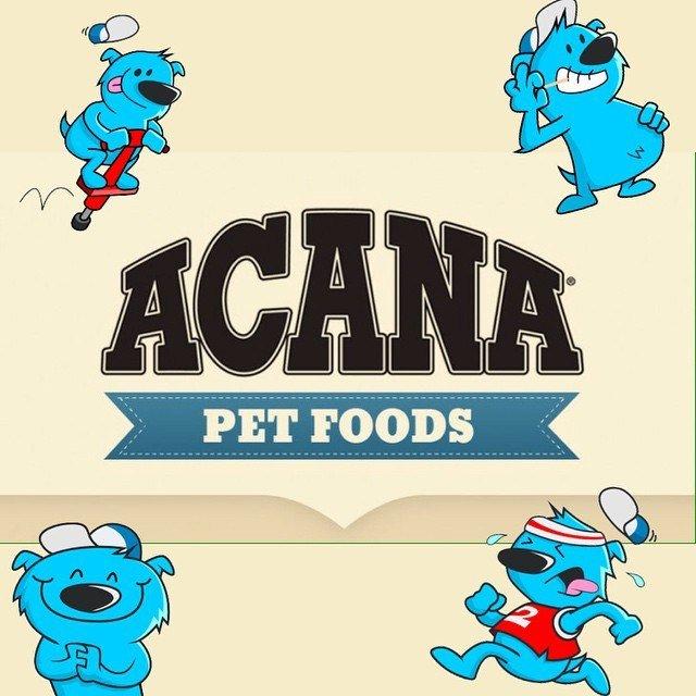 Канадские корма Gina(Джина), Acana, Orijen Ac718f563ab1