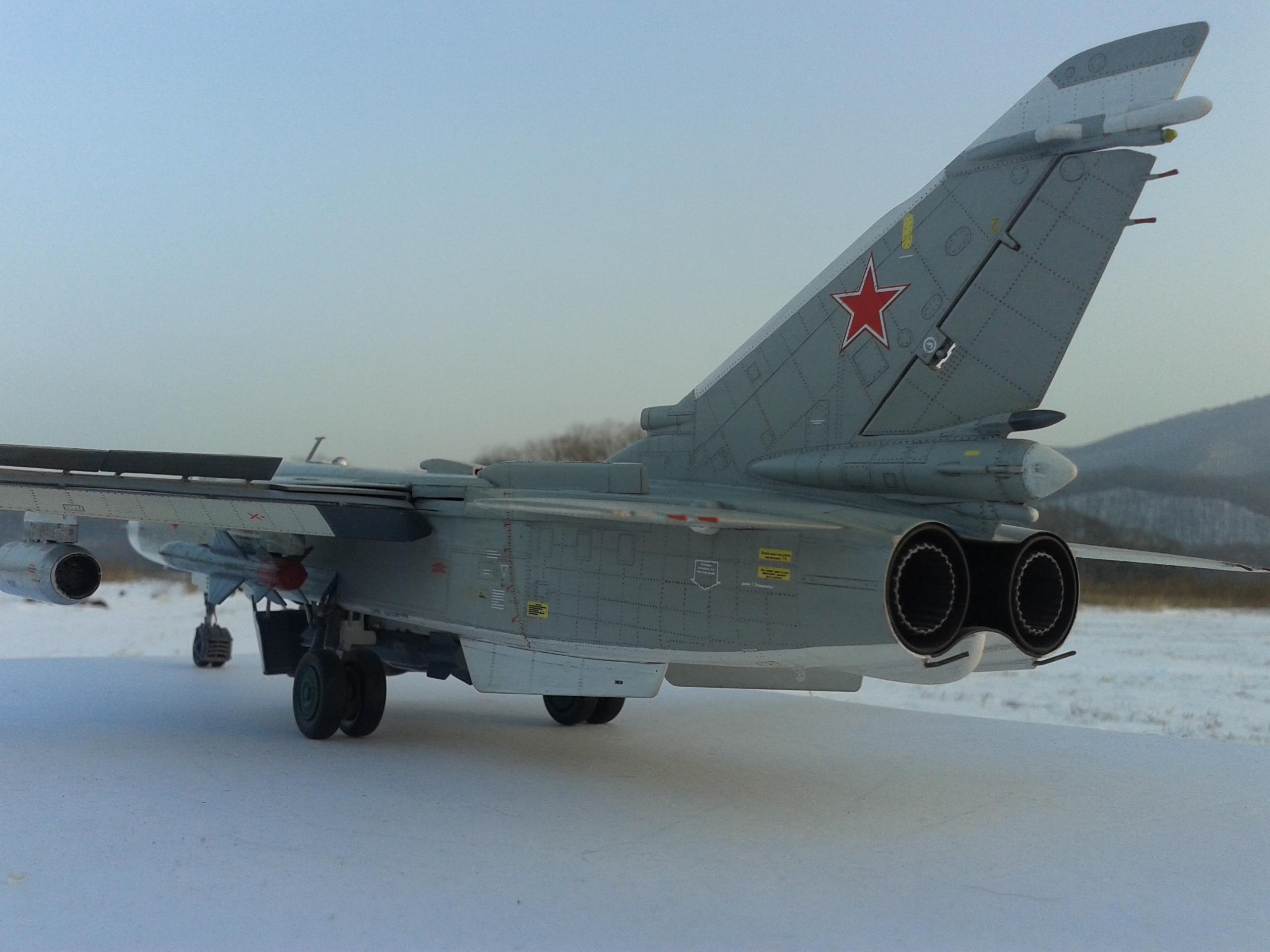Су-24М 1/48 (TRUMPETER) 931bf7856640
