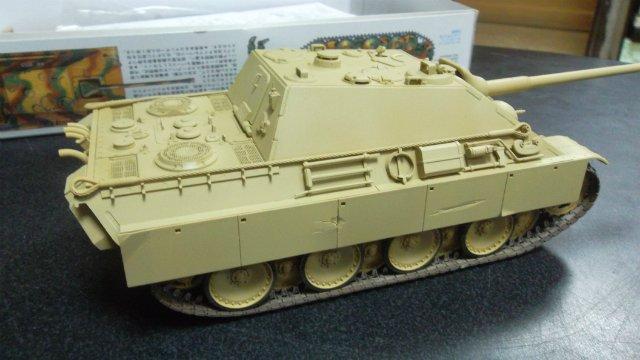 Jagdpanther, 1/35, («Tamiya» 35203). 2b0c841bca26