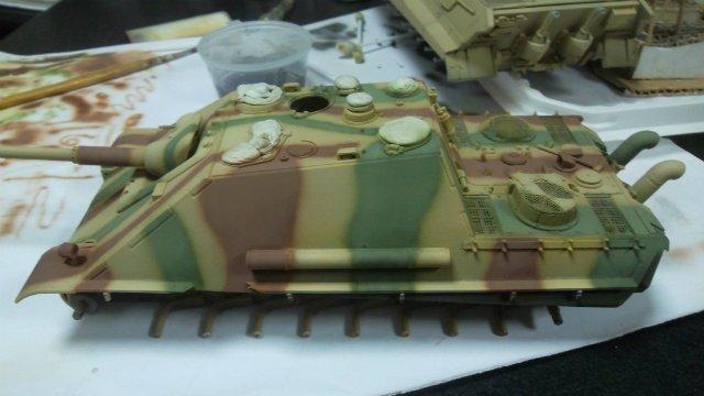 Мастер-класс по окраске моделей от Арсения Волкова. 4817b4379d51