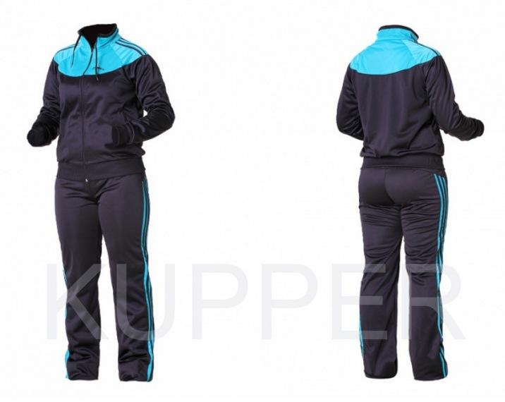 Спортивный костюм Kupper жен, размер 42, новый 53e5dca5a3c6