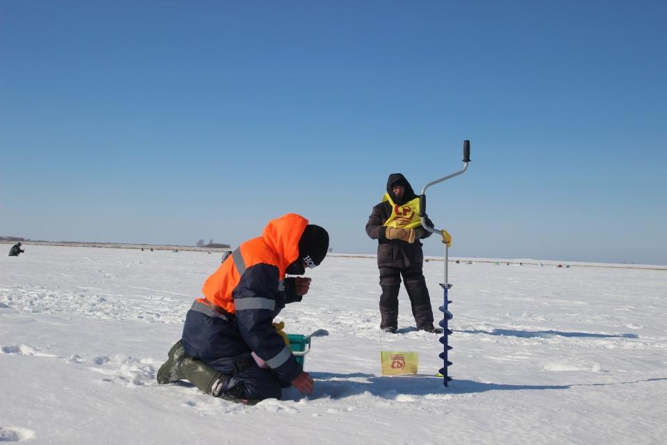 Первенство города Кургана по ловле на мормышку со льда среди юношей и девушек с 14 до 17 лет. 50e6b315fa8b