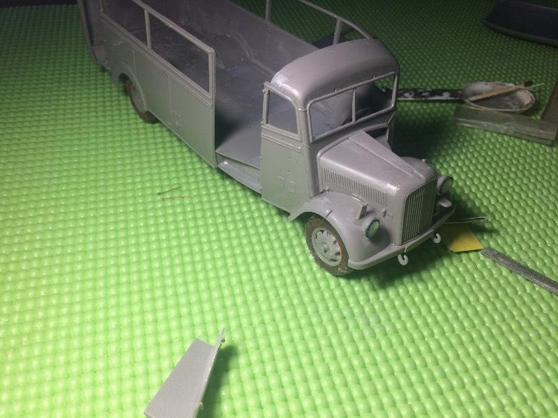 RODEN Opel 3,6-47 Omnibus w39 Ludewig 830bc192c1a9