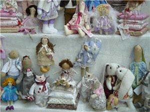 Время кукол № 6 Международная выставка авторских кукол и мишек Тедди в Санкт-Петербурге - Страница 2 15402bbeb2f6t