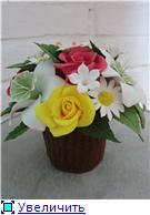 Цветы ручной работы из полимерной глины - Страница 3 31c6398fb6d9t