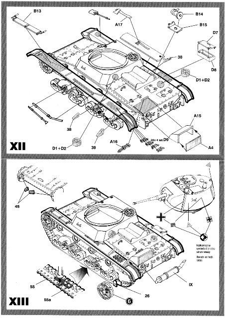 Обзор моделей танка Т-26 (и машин на его базе). 71ab546807c0