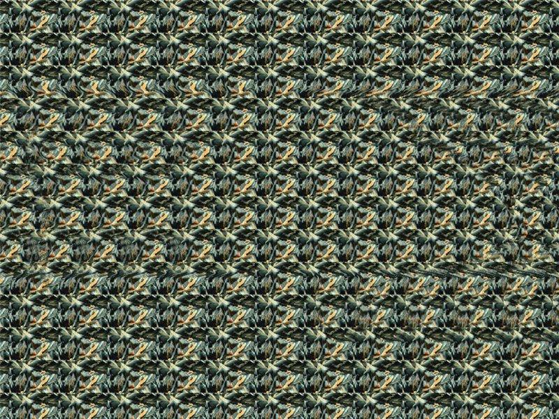 Стереограмма. Или интересные упражнения для глаз. 33d7d890862c