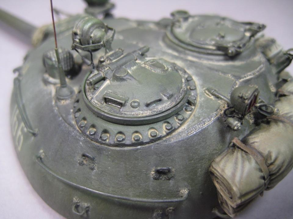 Т-55. ОКСВА. Афганистан 1980 год. - Страница 2 6d55274ff943