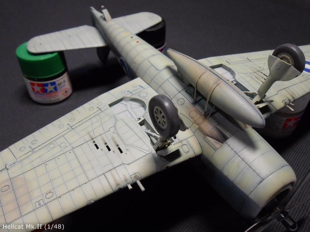 Hellcat Mk.II, Eduard (1/48) 8bc8423e1759