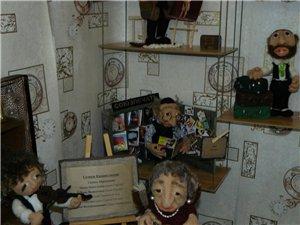 Время кукол № 6 Международная выставка авторских кукол и мишек Тедди в Санкт-Петербурге - Страница 2 084a9ebb0f22t