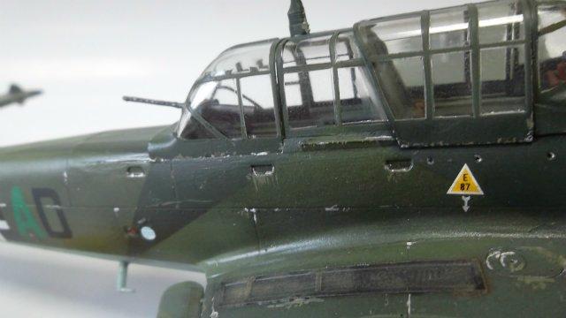 Ju-87 B-2 «Stuka», 1/48, (Tamiya 37008). 0cdbfccdc2d0