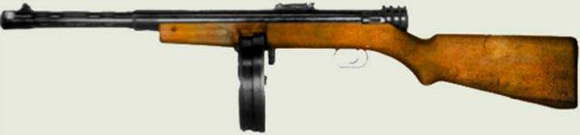 Ствол и ствольная коробка пистолета-пулемета Шпагина (ППШ-41) (ммг) 7a85593b1c26