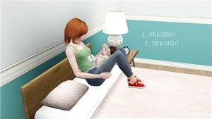 Детские позы, позы с детьми - Страница 6 75aab62be5f7