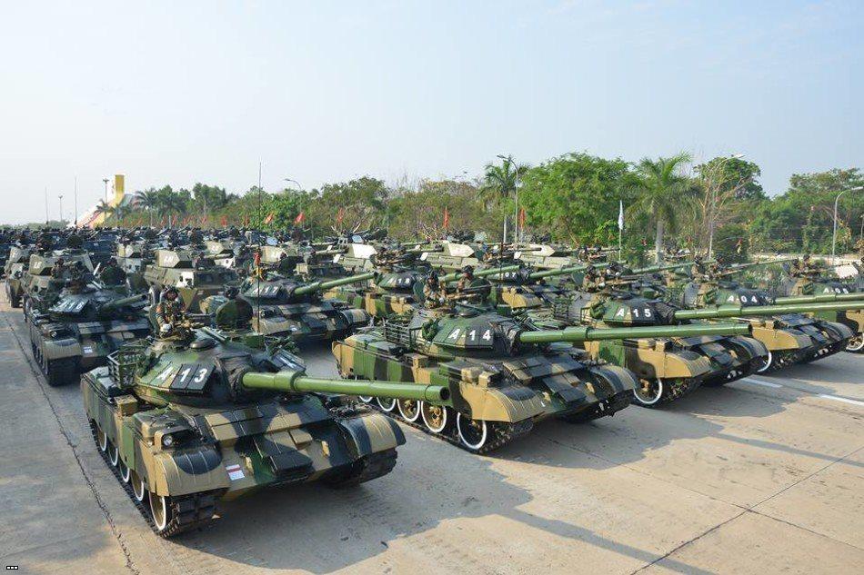 Myanmar Armed Forces Af9601c6deba